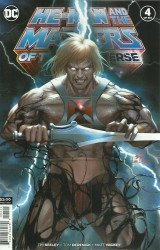 DC Comics's He-Man and the Masters of the Multiverse Issue # 4
