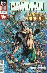 DC Comics's Hawkman Issue # 7