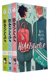 Graphix's Heartstopper Special box set