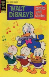 Gold Key's Walt Disney's Comics and Stories Issue # 423