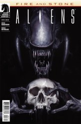 Dark Horse's Aliens: Fire and Stone Issue # 3