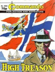 D.C. Thomson & Co.'s Commando: For Action and Adventure Issue # 3364