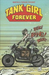 Titan Comics's Tank Girl: Forever Issue # 3b