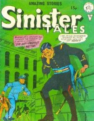 Alan Class & Company's Sinister Tales Issue # 149
