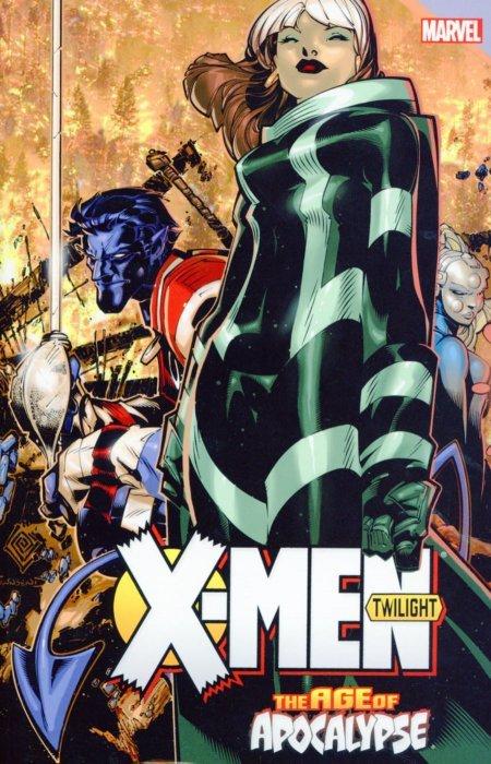 Men: Age Of Apocalypse Twilight TPB 1 (Marvel Comics) ComicBookRealm ... X Men Age Of Apocalypse Blink