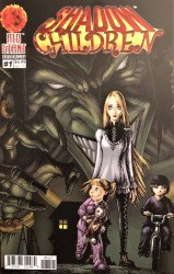 Red Giant Entertainment's Shadow Children Issue # 1b