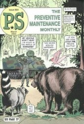 Department of the Army Comics's PS Magazine: Preventive Maintenance Monthly Issue # 604