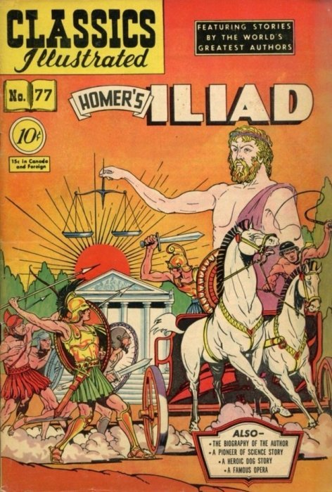 the illiad and its heroes Why is achilles a hero in the iliad  individual as a model for heroes has its origins in religion more  character of the illiad and the greeks were losing so.