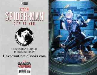 Marvel Comics's Marvel's Spider-Man: City at War Issue # 1unknown-b