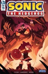 IDW Publishing's Sonic the Hedgehog Issue # 15ri