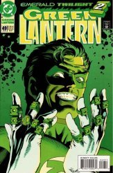DC Comics's Green Lantern Issue # 49