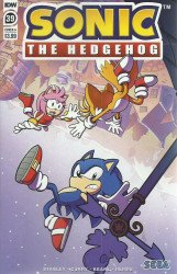 IDW Publishing's Sonic the Hedgehog Issue # 39
