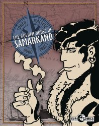 IDW Publishing's Corto Maltese: The Golden House Of Samarkand Soft Cover # 1