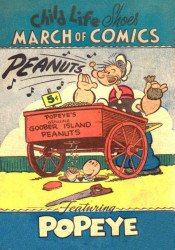 Western Printing Co.'s March of Comics Issue # 66d