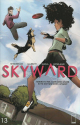 Image Comics's Skyward Issue # 13
