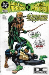 DC Comics's Green Arrow Issue # 110b