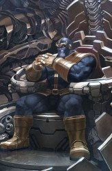 Marvel Comics's Thanos Legacy Issue # 1frankies-b