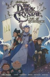 Archaia Studios Press's Jim Henson's Dark Crystal: Age of Resistance Issue # 12