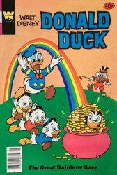 Gold Key's Donald Duck Issue # 215whitman