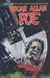 Eternity's  Edgar Allan Poe: The Pit and the Pendulum Issue # 1