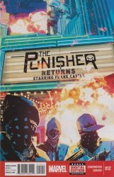 Marvel's The Punisher Issue # 12