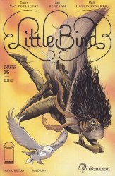 Image Comics's Little Bird Issue # 1iron lion