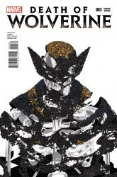 Marvel's Death of Wolverine Issue # 3b