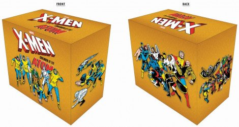Marvel Comics's X-Men: Children of the Atom Box Set Hard Cover # 1