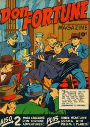 Don Fortune Publishing Co.'s Don Fortune Magazine Issue # 6