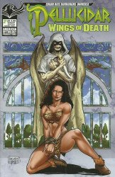 American Mythology's Pellucidar: Wings of Death Issue # 2b