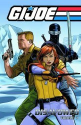 IDW Publishing's G.I. Joe: Disavowed TPB # 7