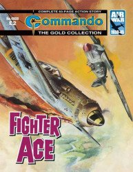 D.C. Thomson & Co.'s Commando: For Action and Adventure Issue # 4936