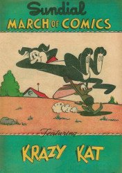Western Printing Co.'s March of Comics Issue # 72e