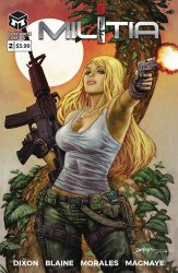 Blackbox Comics's Militia Issue # 2