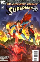 DC Comics's Blackest Night: Superman Issue # 3