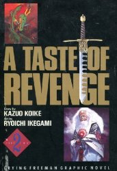 Viz Media's Crying Freeman: A Taste of Revenge Soft Cover # 2