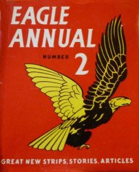 Fleetway (AP/IPC)'s Eagle Hard Cover # 1952