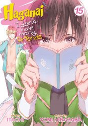 Seven Seas Entertainment's Haganai: I Don't Have Many Friends Soft Cover # 15