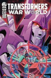 IDW Publishing's Transformers Issue # 30b