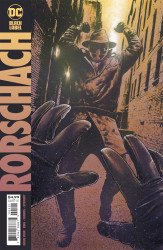 DC Black Label's Rorschach Issue # 4b