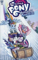 IDW Publishing's My Little Pony: Holiday Special Issue # 2017