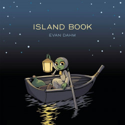First Second Books's Island Book Hard Cover # 1