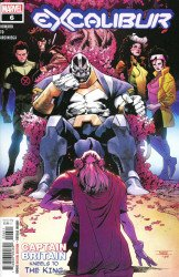 Marvel Comics's Excalibur Issue # 6