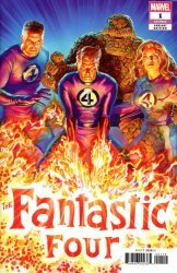 Marvel Comics's Fantastic Four Issue # 1k