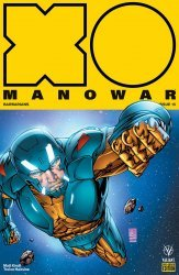Valiant Entertainment's X-O Manowar Issue # 15e