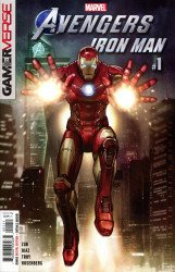 Marvel Comics's Marvels Avengers Iron Man Issue # 1