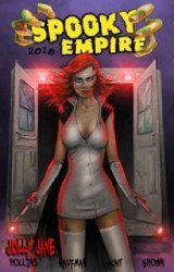 Big City Comics's Jolly Jane: Spooky Empire Soft Cover # 2018
