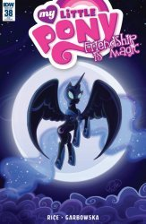 IDW Publishing's My Little Pony: Friendship is Magic Issue # 38core