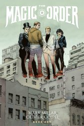 Image Comics's The Magic Order TPB # 1