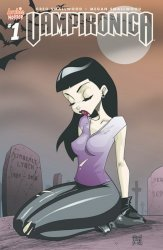 Archie Comics Group's Vampironica Issue # 1abbas-a